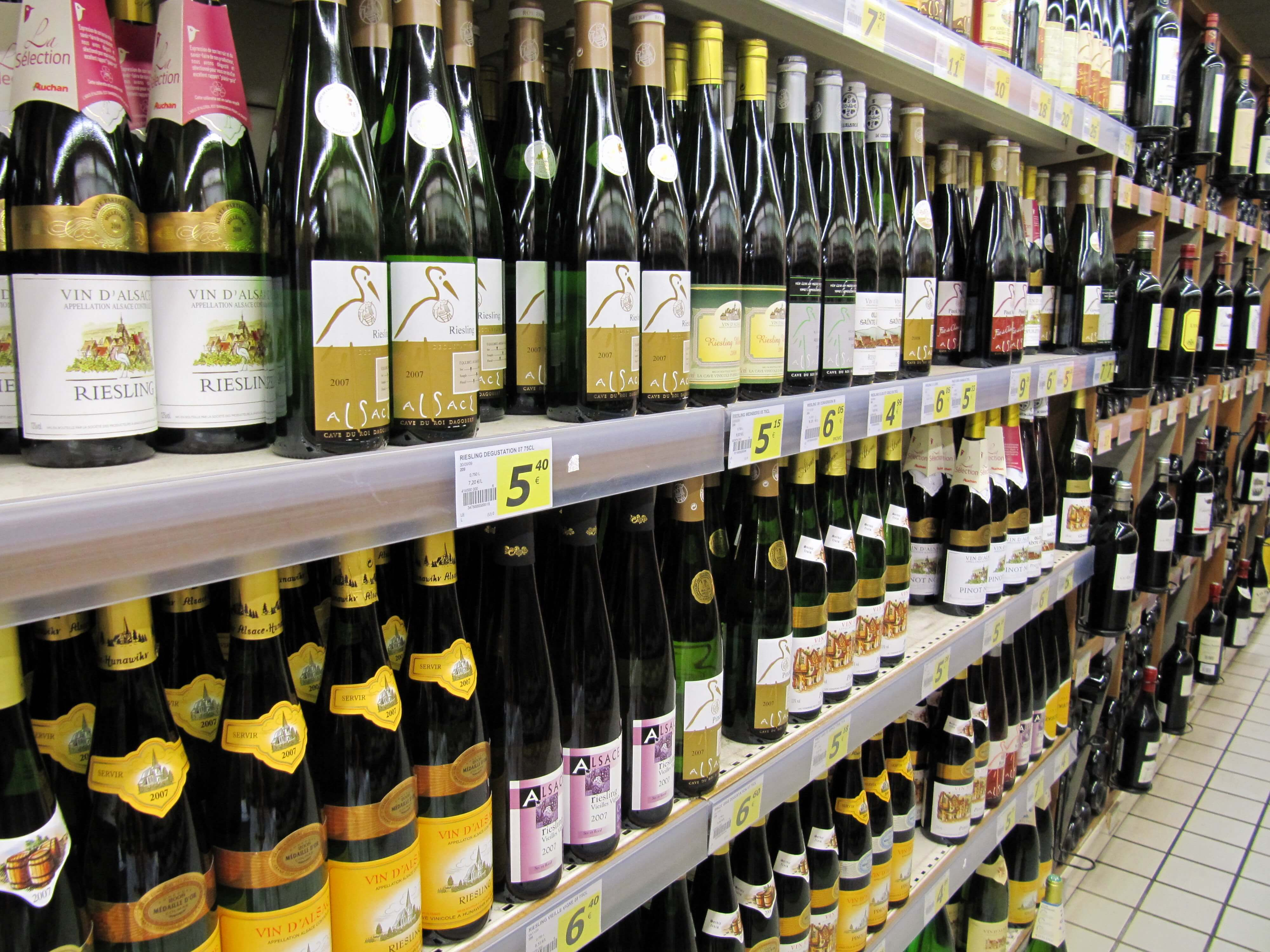 Supermarket additionally Be Aware Of Wine Prices In Dublins additionally Best Liquor Stores Manhattan New York Nyc Where To Buy Spirits Gin Bourbon Vermouth together with 690003 Howard Miller Black Corner Wine Bar Cabi  Piedmont Ii furthermore Custom Gondola Shelving Aisle Signs. on liquor shelf display