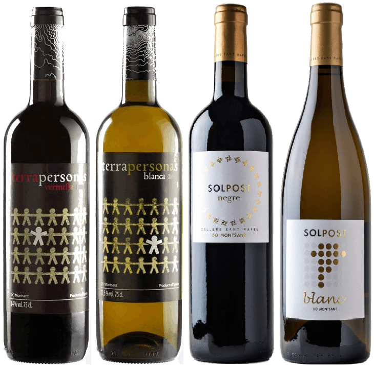Spanish DO Montsant Wines