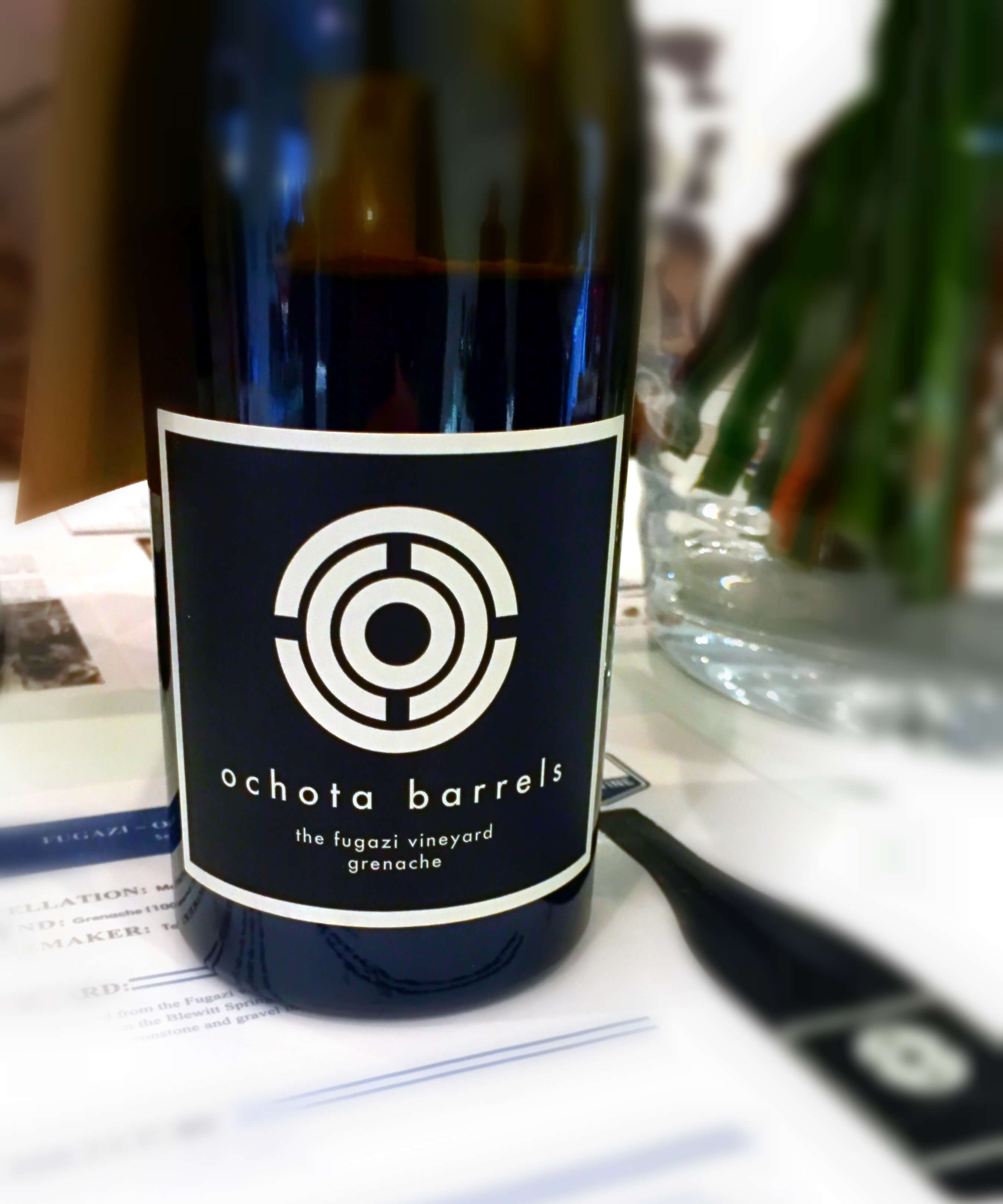 "Ochota Barrels ""The Fugazi Vineyard"""